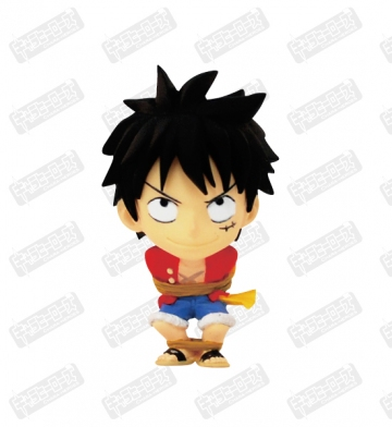 main photo of Anime Heroes ONE PIECE VOL.12 Fishman Island Arc: Luffy