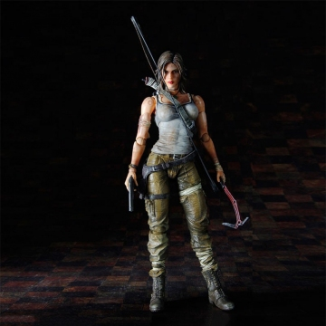 main photo of Play Arts Kai Lara Croft