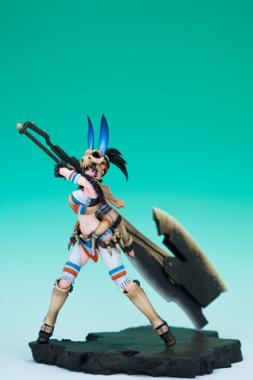 main photo of Hunter Bone Soubi with Axe Ver.