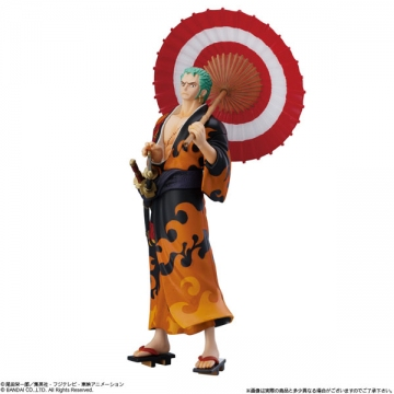 main photo of Super One Piece Styling EX Kimono Style: Roronoa Zoro