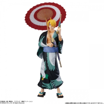 main photo of Super One Piece Styling EX Kimono Style: Sanji