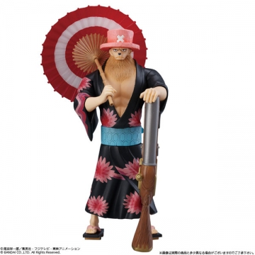 main photo of Super One Piece Styling EX Kimono Style: Chopper