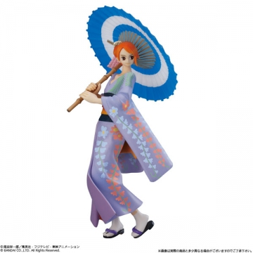 main photo of Super One Piece Styling EX Kimono Style: Nami