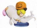 photo of One Piece World Collectable Figure ~Halloween Special 2~: Sanji