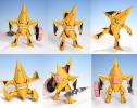 photo of Tengen Toppa Gurren Lagann Plain Model Collection Series: King Kittan