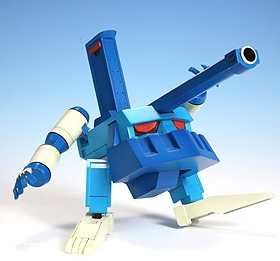 main photo of Tengen Toppa Gurren Lagann Plain Model Collection Series: Dayakkaiser