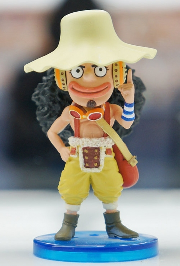 main photo of One Piece World Collectable Figure vol.25: Usopp