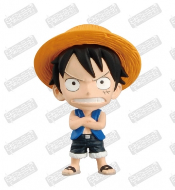 main photo of Anime Heroes ONE PIECE vol.7 Sabaody Archipelago Arc: Luffy