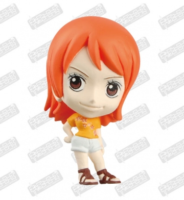 main photo of Anime Heroes ONE PIECE vol.7 Sabaody Archipelago Arc: Nami