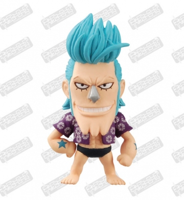 main photo of Anime Heroes ONE PIECE vol.7 Sabaody Archipelago Arc: Franky
