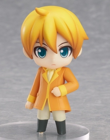 main photo of Nendoroid Petite Hatsune Miku Selection: Kagamine Len Aku no Meshitsukai Ver.
