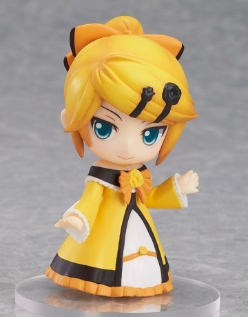 main photo of Nendoroid Petite Hatsune Miku Selection: Kagamine Rin Aku no Musume Ver.