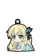 main photo of Pic-Lil! Boku wa Tomodachi ga Sukunai Next Trading Strap: Kashiwazaki Sena