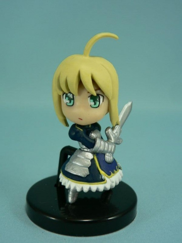 main photo of Tori Colle! Fate/Stay Night Vol.2: Saber
