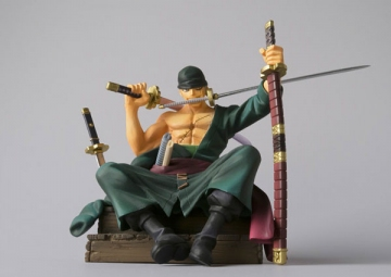 main photo of One Piece Episode of Characters Part 2: Roronoa Zoro