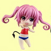 main photo of Min Kuji To LOVE-Ru Darkness: Nana Asta Deviluke Swimsuit Ver.