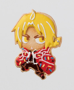 main photo of Fullmetal Alchemist Fortune-Telling Cookie Series: Edward Elric