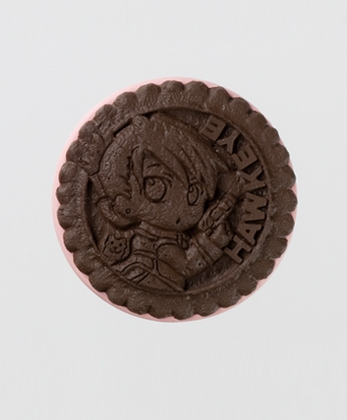main photo of Fullmetal Alchemist Fortune-Telling Cookie Series: Riza Hawkeye Chocolate ver.