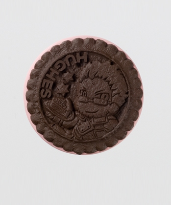 main photo of Fullmetal Alchemist Fortune-Telling Cookie Series: Maes Hughes Chocolate ver.