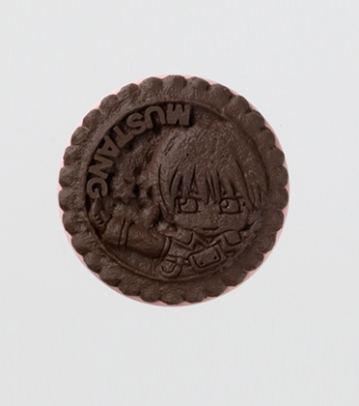 main photo of Fullmetal Alchemist Fortune-Telling Cookie Series: Roy Mustang Chocolate ver.