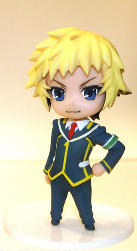 main photo of Mini Display Figure Medaka Box: Hitoyoshi Zenkichi
