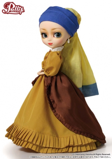 main photo of Pullip Girl with a Pearl Earring