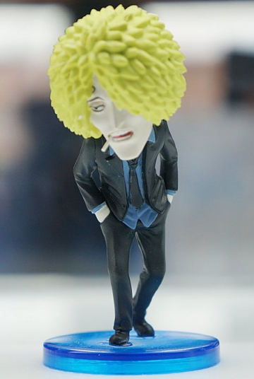 main photo of One Piece World Collectable Figure vol.25: Fake Sanji