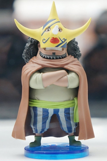 main photo of One Piece World Collectable Figure vol.25: Fake Sogeking