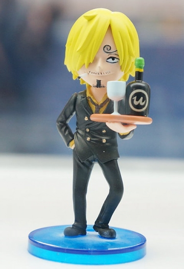 main photo of One Piece World Collectable Figure vol.25: Sanji