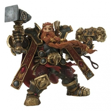 main photo of World of Warcraft Series 6: Dwarven King Magni Bronzebeard