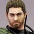 Capcom Figure Builderl Chris Redfield