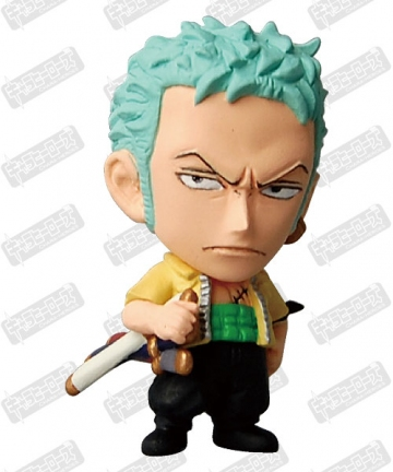 main photo of Anime Heroes ONE PIECE Vol.5 Ennis Lobby Arc: Zoro