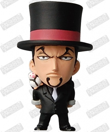 main photo of Anime Heroes ONE PIECE Vol.5 Ennis Lobby Arc: Rob Lucci