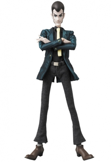 main photo of Real Action Heroes No.627: Lupin the 3rd
