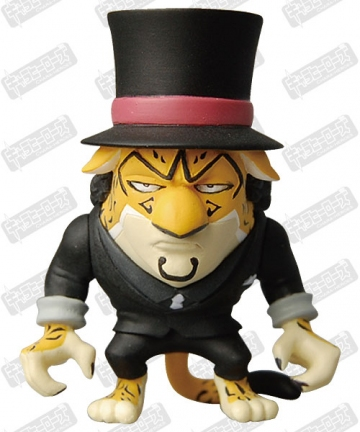 main photo of Anime Heroes ONE PIECE Vol.5 Ennis Lobby Arc: Rob Lucci (Leopard)