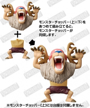 main photo of Anime Heroes ONE PIECE Vol.5 Ennis Lobby Arc: Mosnter Chopper Lower Part