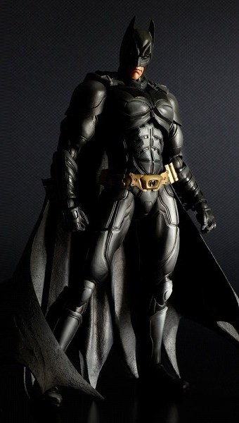 main photo of Play Arts Kai Batman The Dark Knight Trilogy