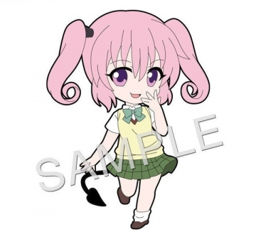 main photo of Pic-Lil! To Love-Ru Darkness Trading Strap: Nana Astar Deviluke