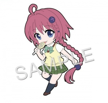 main photo of Pic-Lil! To Love-Ru Darkness Trading Strap: Kurosaki Mea