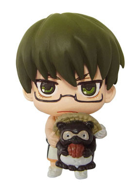 main photo of Colorfull Collection Kuroko's Basketball: Midorima Shintarou