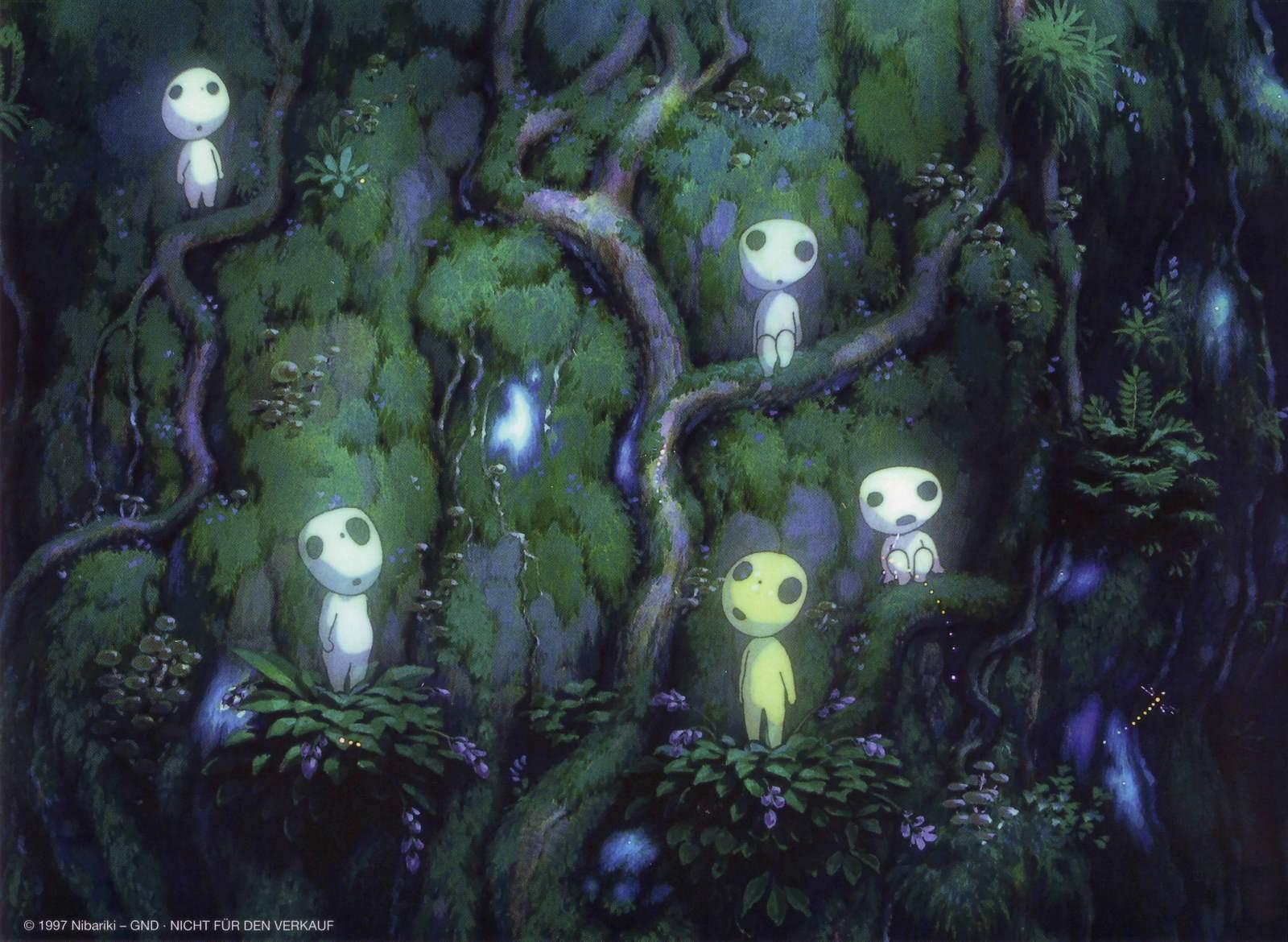 Princess mononoke my anime shelf - Mononoke anime wallpaper ...