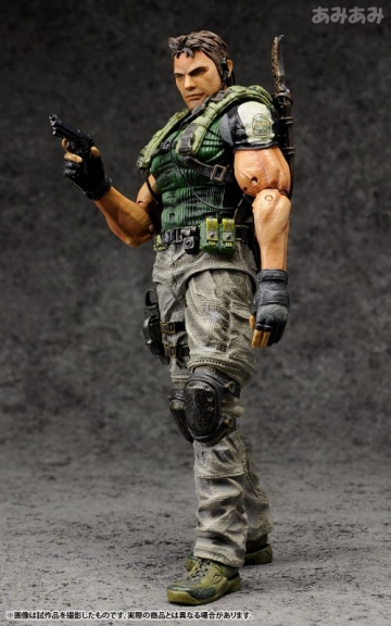 main photo of Play Arts Kai Chris Redfield