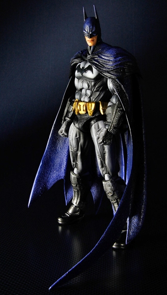 main photo of Play Arts Kai Batman Arkham City