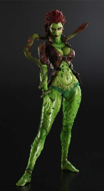 main photo of Play Arts Kai Poison Ivy