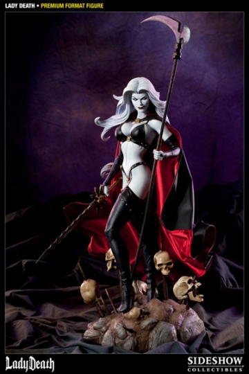 main photo of Premium Format Figure Lady Death