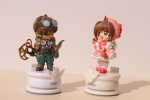 photo of Clamp no Kiseki: White King Syaoran Chess Piece