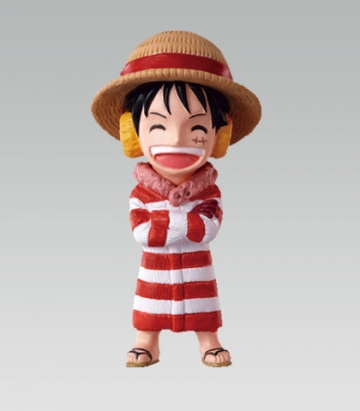 main photo of One Piece Collection Punk Hazard: Monkey D Luffy