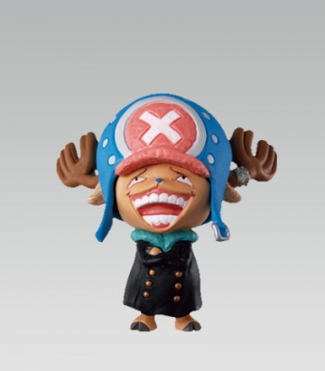 main photo of One Piece Collection Punk Hazard: Franky In Chopper's Body
