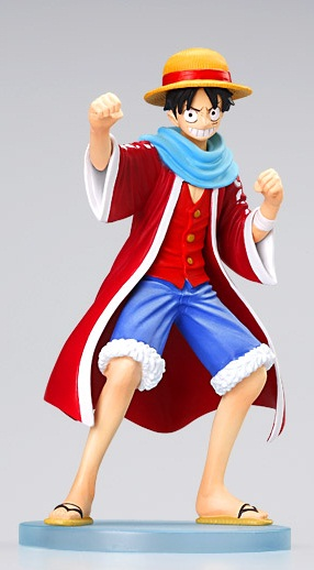 main photo of Super One Piece Styling ~Arabasta~: Monkey D. Luffy