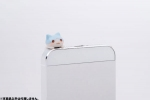 photo of Pastel Color Nyanko Earphone Jack:Pastel Blue ver.Hanging